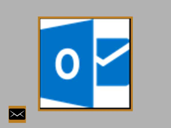 Launch the MS Outlook email client