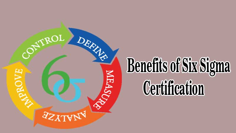 10 Benefits of Six Sigma Certification