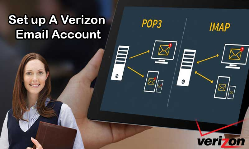 An-All-Out Guide on IMAP, POP3, and SMTP Protocols to Set Up a Verizon Email Account