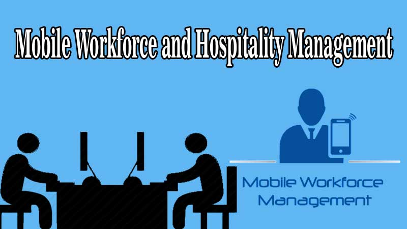 Office Hospitality System and Mobile Workforce