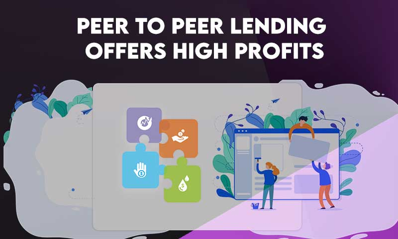 Why Peer to Peer Lending Offers High Profits? And Facts Supporting the Success of Bridging Loans in the UK