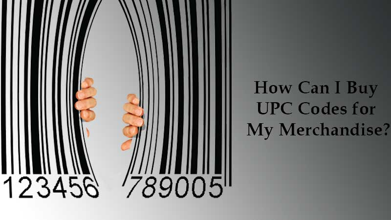 How Can I Buy UPC Codes for My Merchandise?