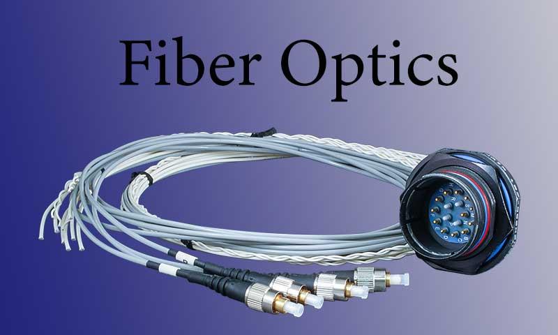 The Principle Behind Fiber Optics